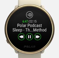reloj polar ignite 2 con musica