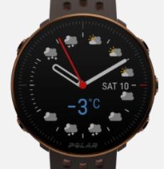 reloj vantage m2 prevision climatologica
