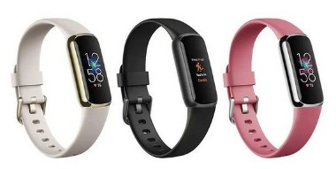 pulsera fitness fitbit luxe