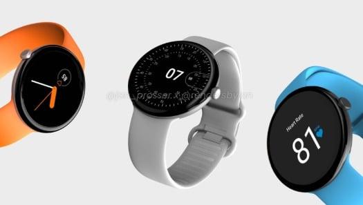 reloj google pixel watch