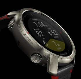 smartwatch polar grit x pro