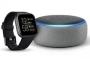 Fitbit Versa 2 + Altavoz Echo Dot